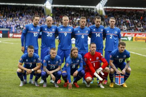 Equipe d'Islande Euro 2016