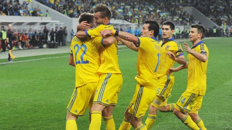 Ukraine-Play-Off