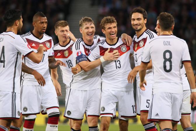 Die Nationalmannschaft : présentation de l'équipe d'Allemagne