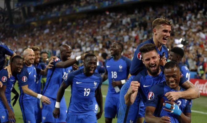 La Griezmann-mania : ce qu'il faut retenir de France-Allemagne