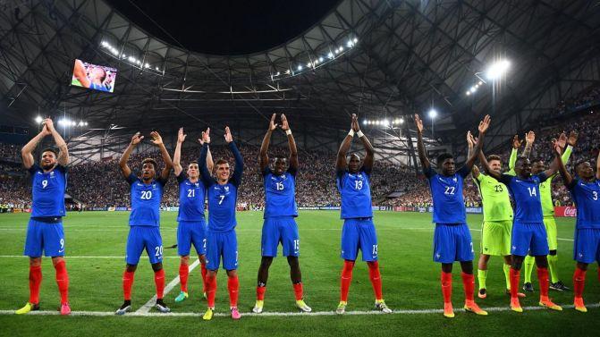 France-Allemagne : les notes des Bleus