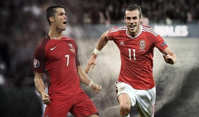 Ronaldo vs Bale et les autres duels de Portugal – Pays de Galles